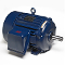 U624A, 7 1/2 Hp, 3600 Rpm, 213T FR, 230/460, 3 PH, TEFC, Rigid